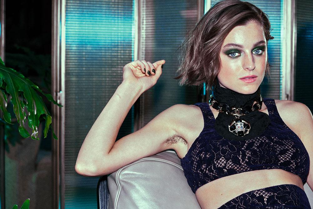 Emma Corrin covers Glamour UK November 2020 Digital Edition by Aitken Jolly