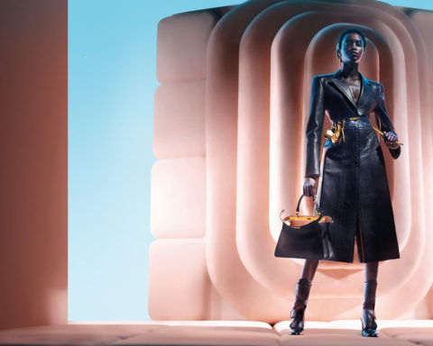 Fendi Fall Winter 2020 Campaign