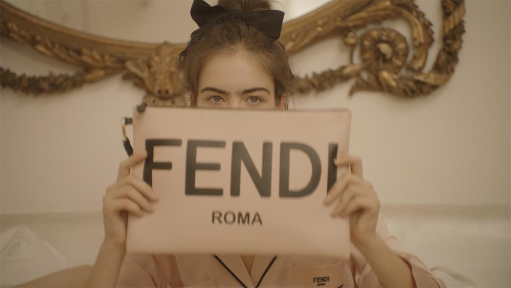 Fendi Holiday 2020 Campaign
