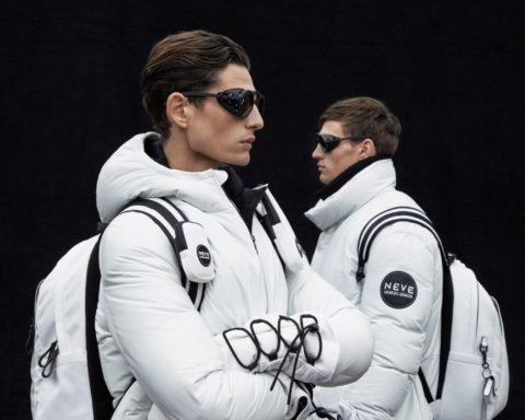 Giorgio Armani Neve Fall-Winter 2020 Lookbook