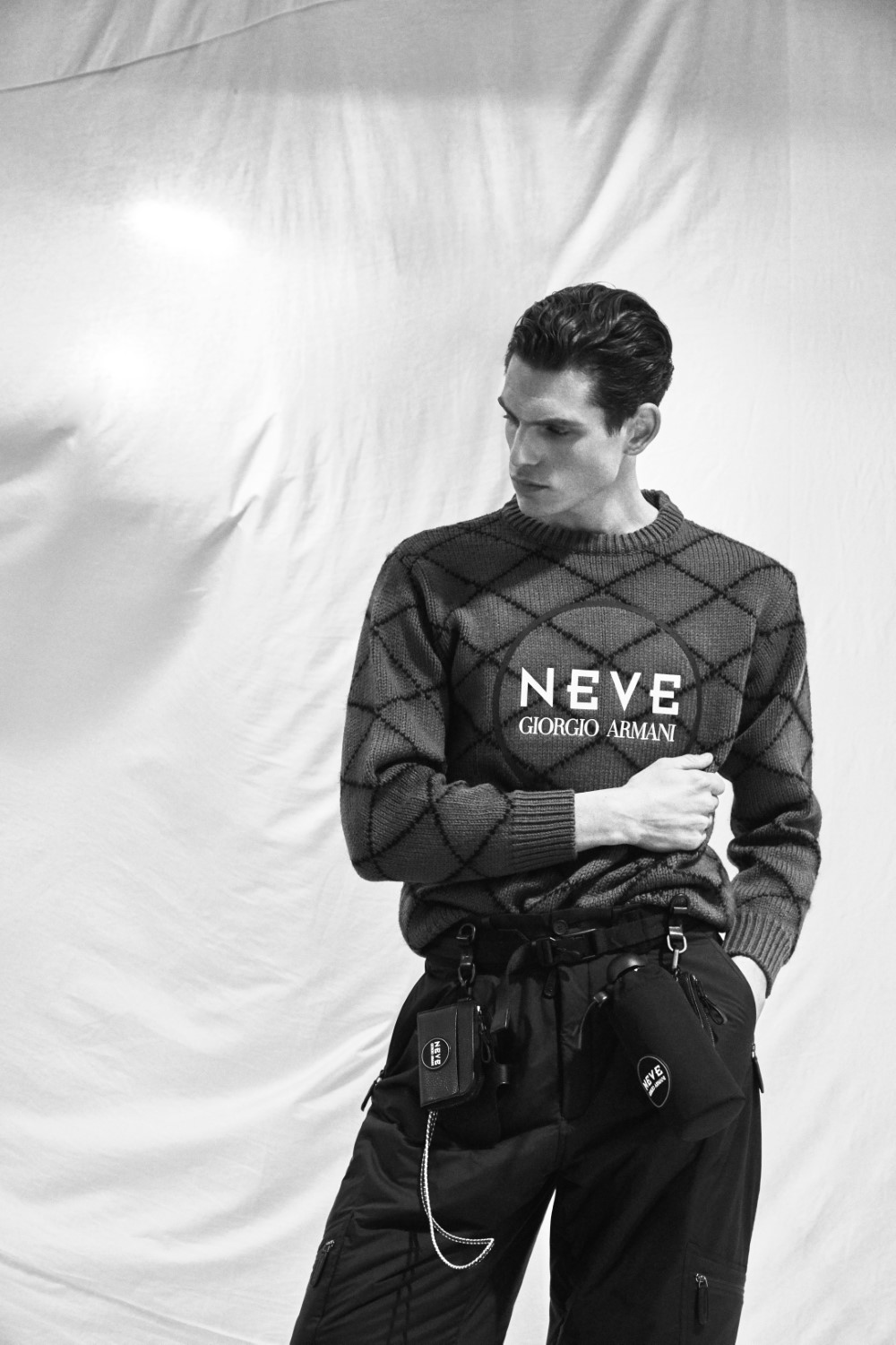 Giorgio Armani Neve Fall-Winter 2020 Lookbook