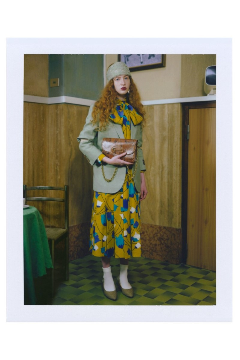 Gucci Spring Summer 2021 by Alessandro Michele through Gus Van Sant's eyes
