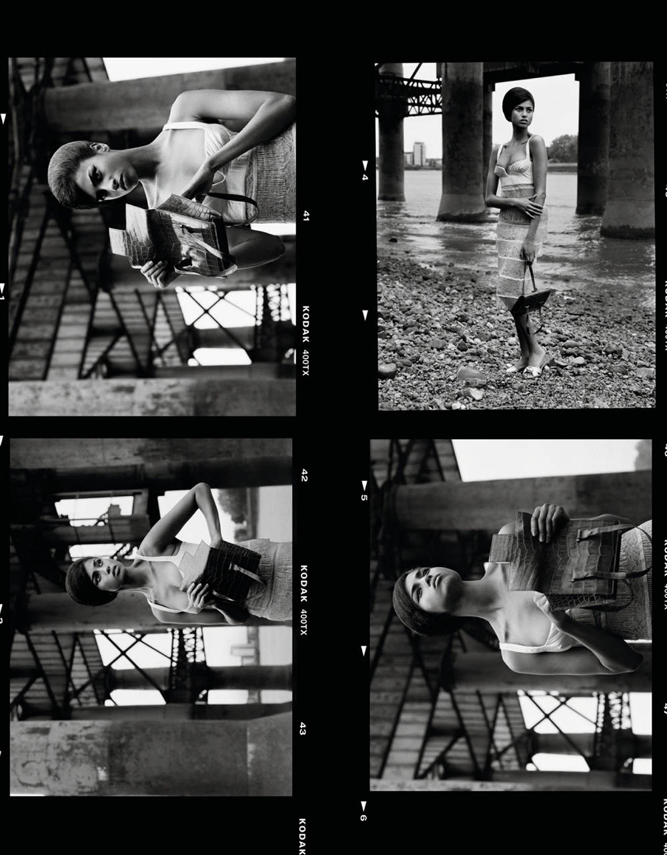''Here London'' by Alasdair McLellan for Vogue Paris November 2020