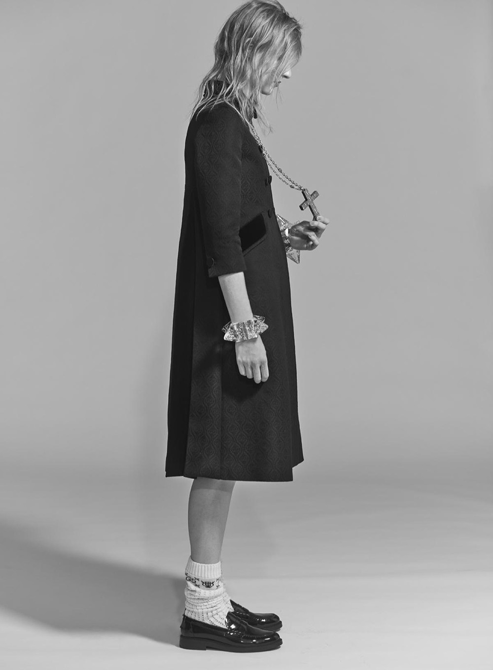 Julia Nobis by Collier Schorr for Harper's Bazaar US November 2020
