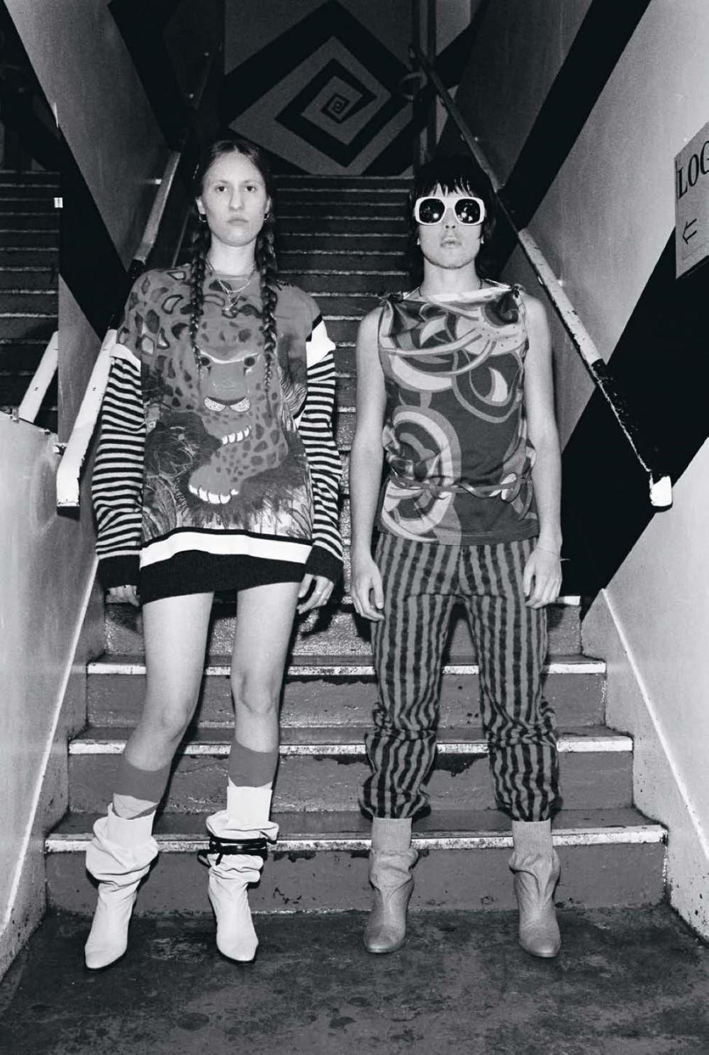 Kenzo's new capsule celebrates Kenzo Takada & Kansai Yamamoto, two Japanese fashion legends