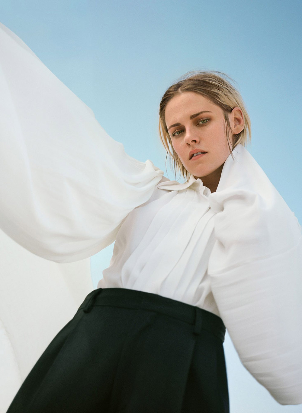 Kristen Stewart covers InStyle US November 2020 by Olivia Malone