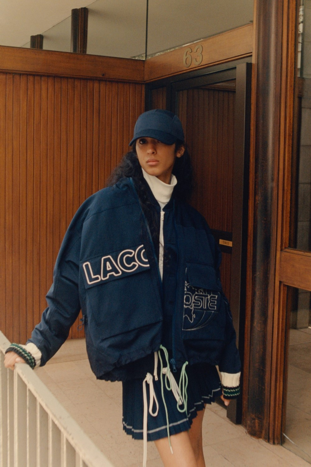 Lacoste Spring Summer 2021 Lookbook