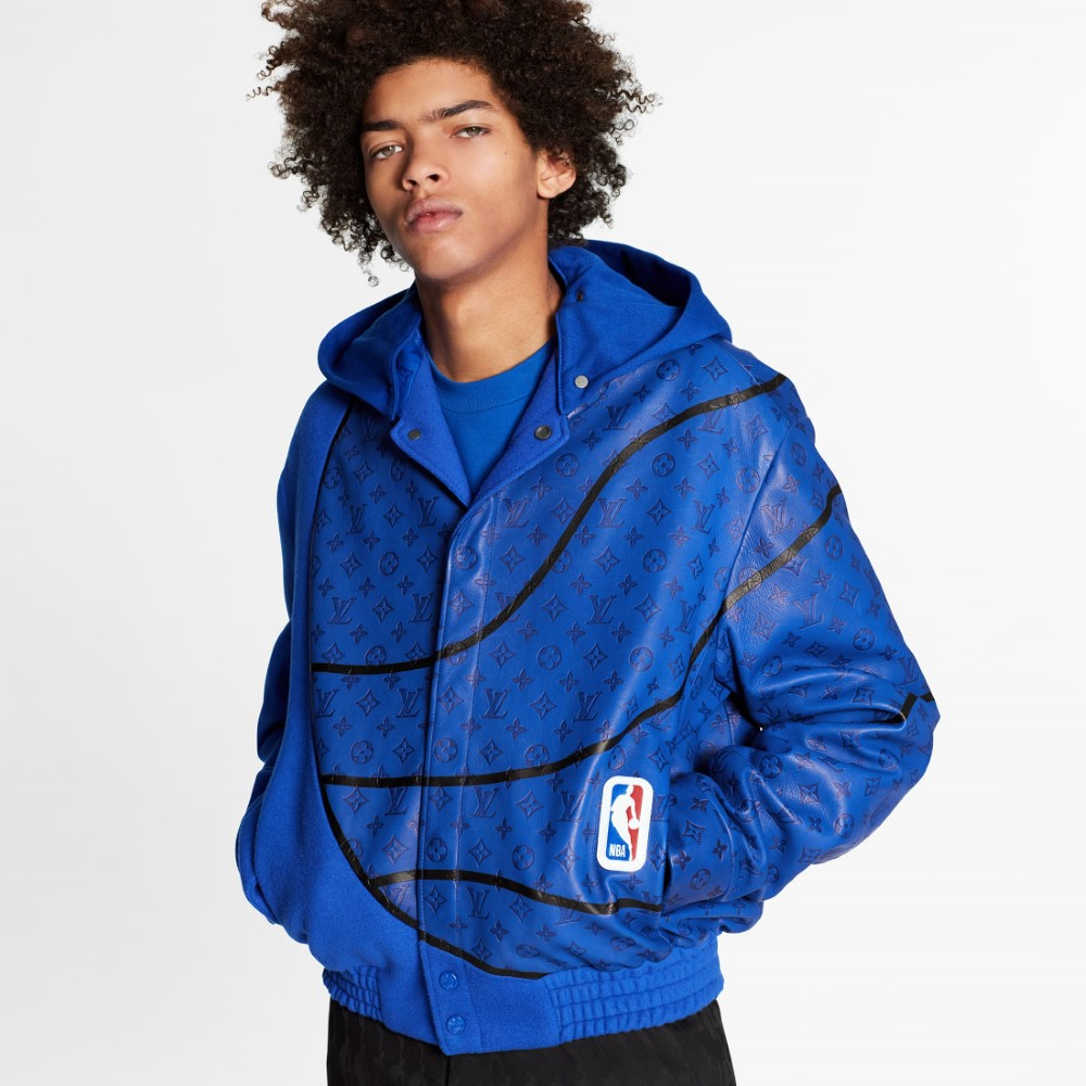 The complete Louis Vuitton x NBA Capsule Collection unveiled
