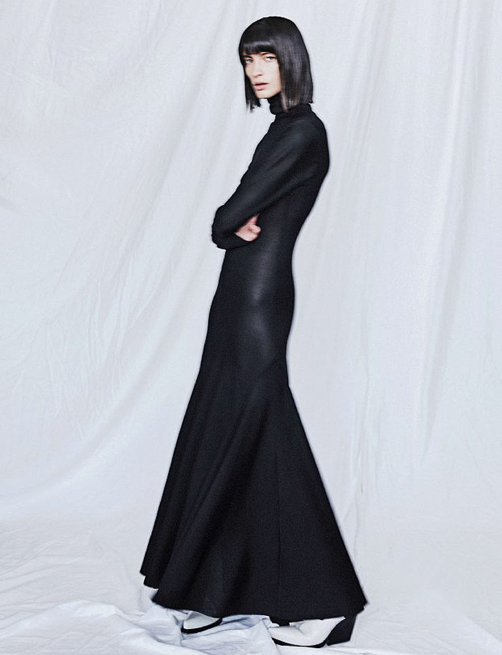 Mara Nica by Jacopo Moschin for Amica Magazine November 2020