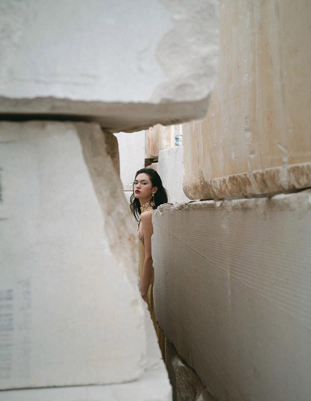 Qun Ye by Xiaowei Xu for Vogue China November 2020