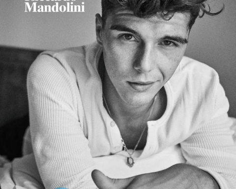 Riccardo Mandolini covers Icon Italia Issue 62 by Giampaolo Sgura