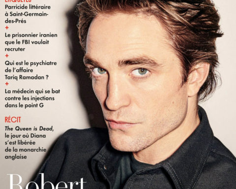 Robert Pattinson covers Vanity Fair France November 2020 by Ezra Petronio
