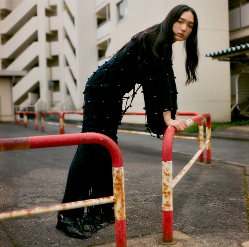 Saki Nakashima by Tak Sugita for L'Officiel Malaysia November 2020