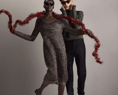 Salvatore Ferragamo Holiday 2020 Campaign