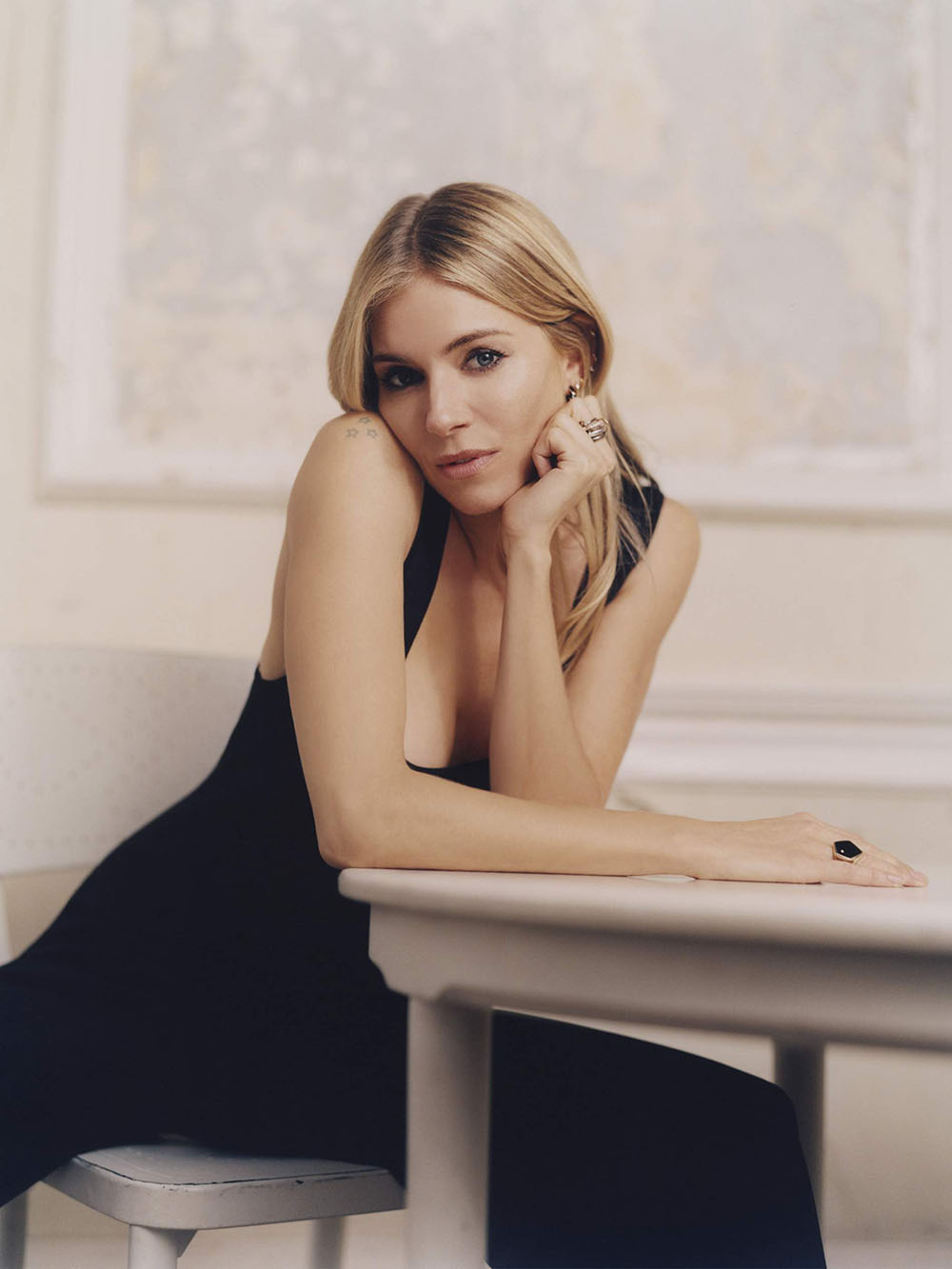Sienna Miller covers Porter Magazine November 2nd, 2020 by Juliette Cassidy
