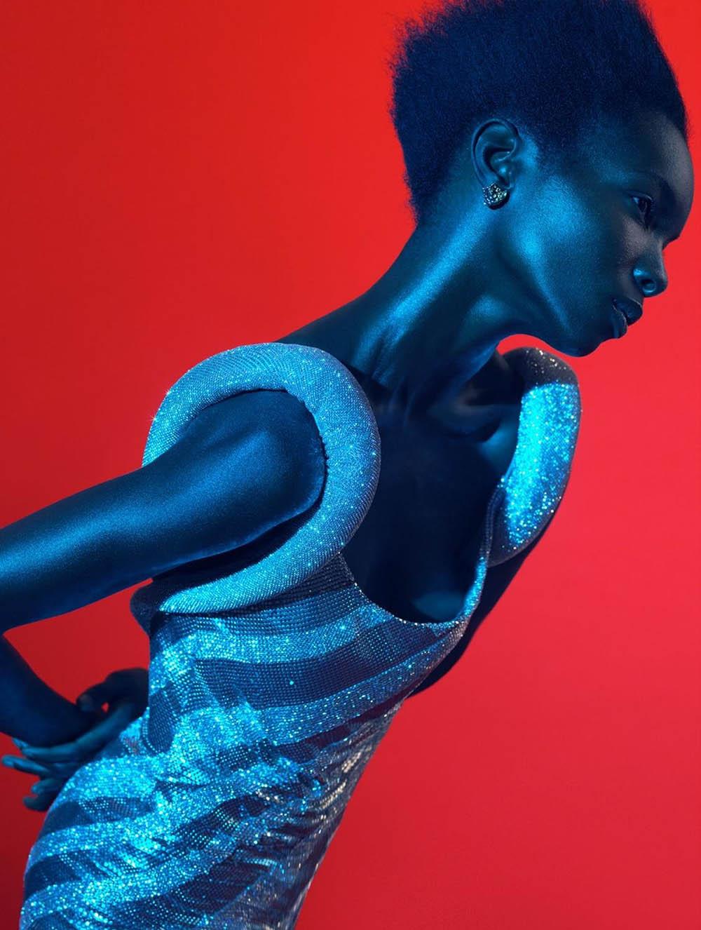 ''United Colors of Modern Beauty'' by Domen & Van de Velde for L'Officiel Italia Issue 34