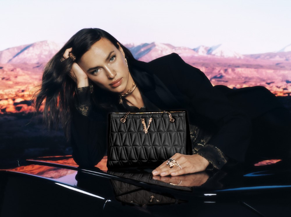 Versace Holiday 2020 Campaign