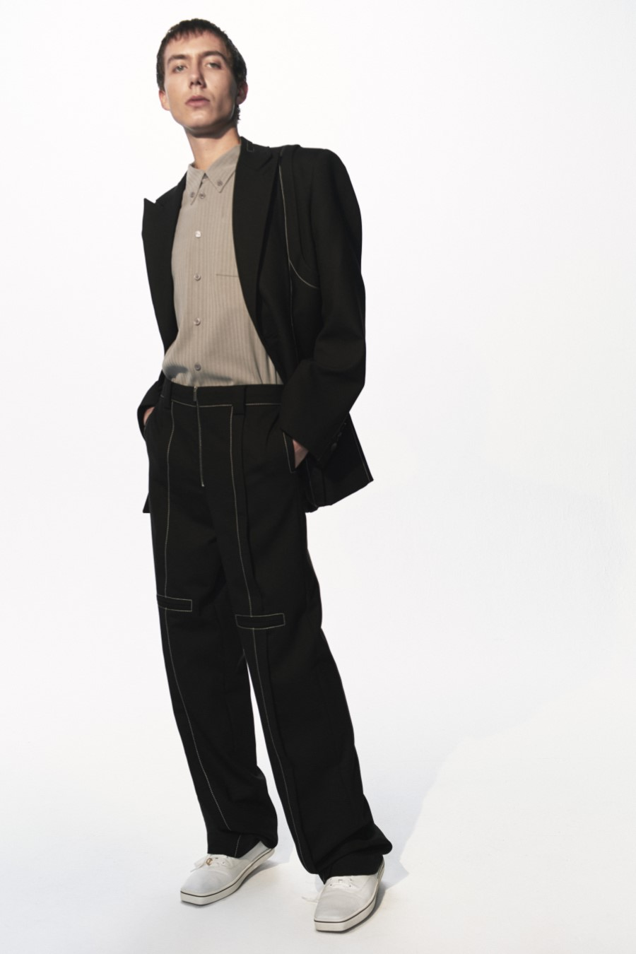 WE11DONE Women's Spring-Summer 2021 and Men's Pre-Fall 2021 Lookbook