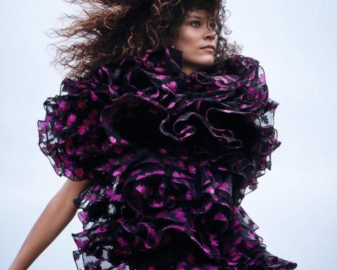 Ari Westphal by Jason Hetherington for Glamour UK Autumn/Winter 2020
