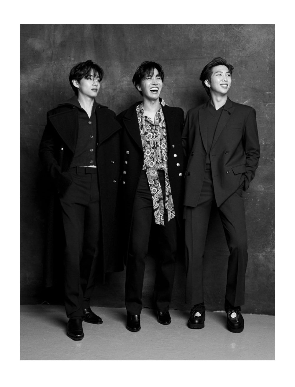 BTS covers Esquire US Winter 2020 by Hong Janghyun