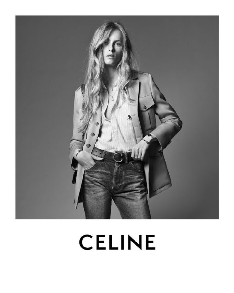 Celine Resort 2021 Campaign