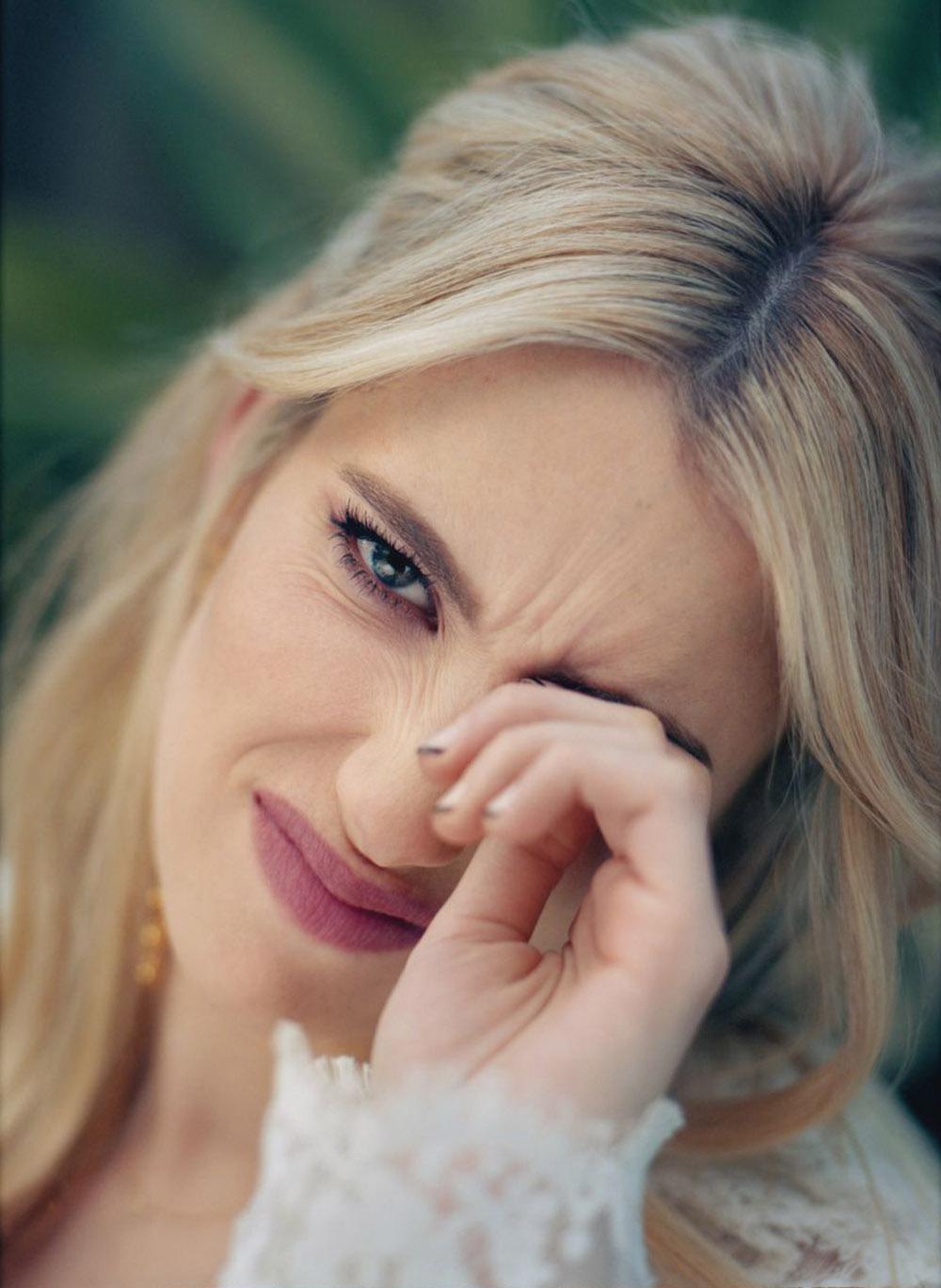 Emma Roberts covers Cosmopolitan US December 2020 January 2021 by Sasha Samsonova
