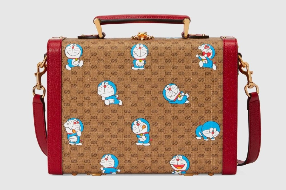 Doraemon x Gucci capsule collection unveiled for the year of the Ox