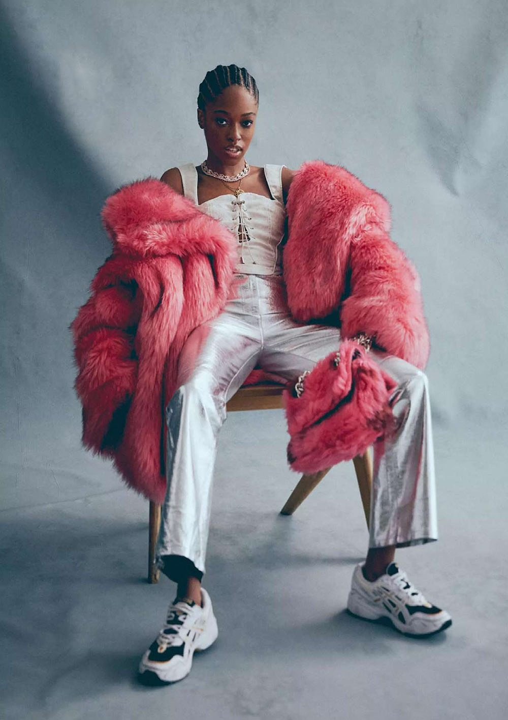 Helena Mahama by Conor Clinch for Cosmopolitan UK December 2020 January 2021