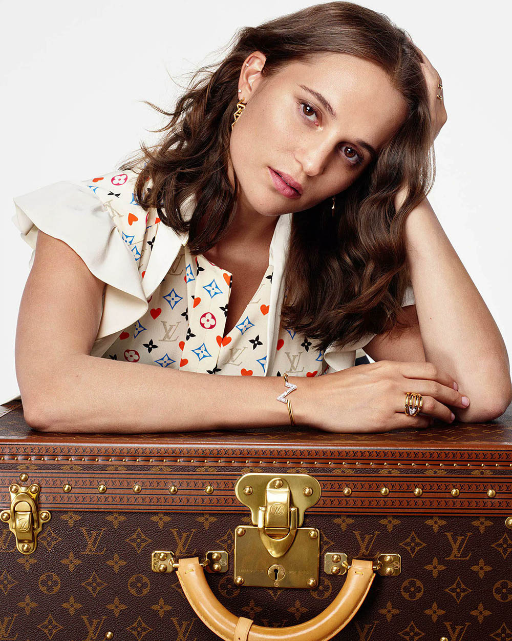 Louis Vuitton Holiday 2020 Campaign