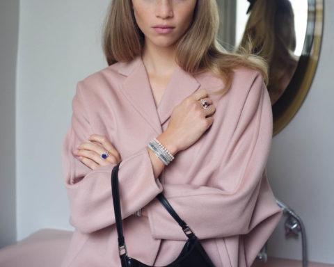 Rebecca Leigh Longendyke by Nathaniel Goldberg for Vogue Paris December 2020 January 2021