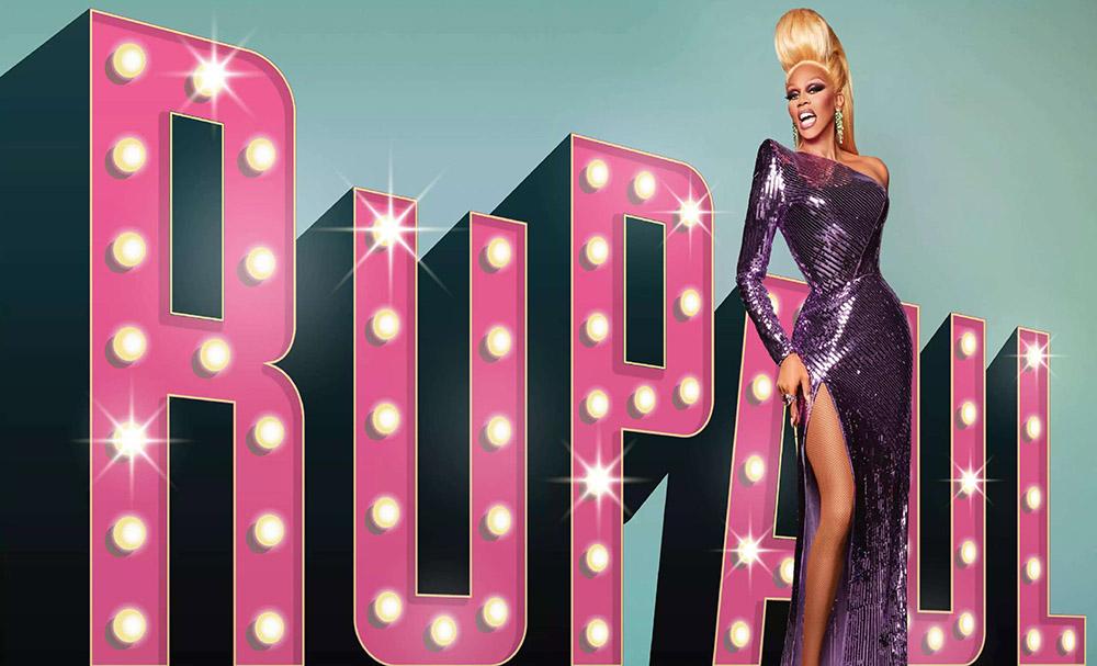 RuPaul covers Cosmopolitan UK December 2020 January 2021 by Albert Sanchez and Pedro Zalba