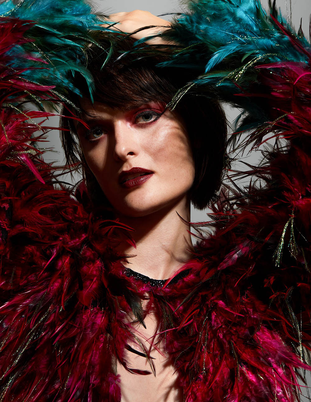 Sam Rollinson covers Vogue Beauty Thailand December 2020 by Rui Faria
