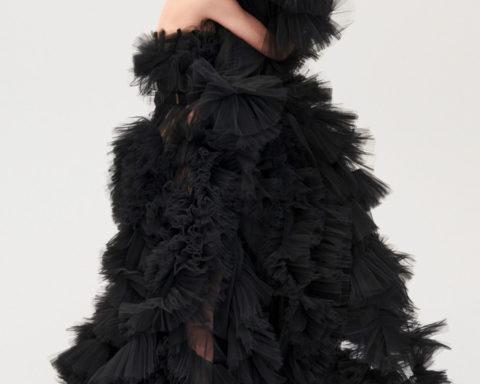 Saskia de Brauw by Cass Bird for Harper's Bazaar US December 2020 January 2021