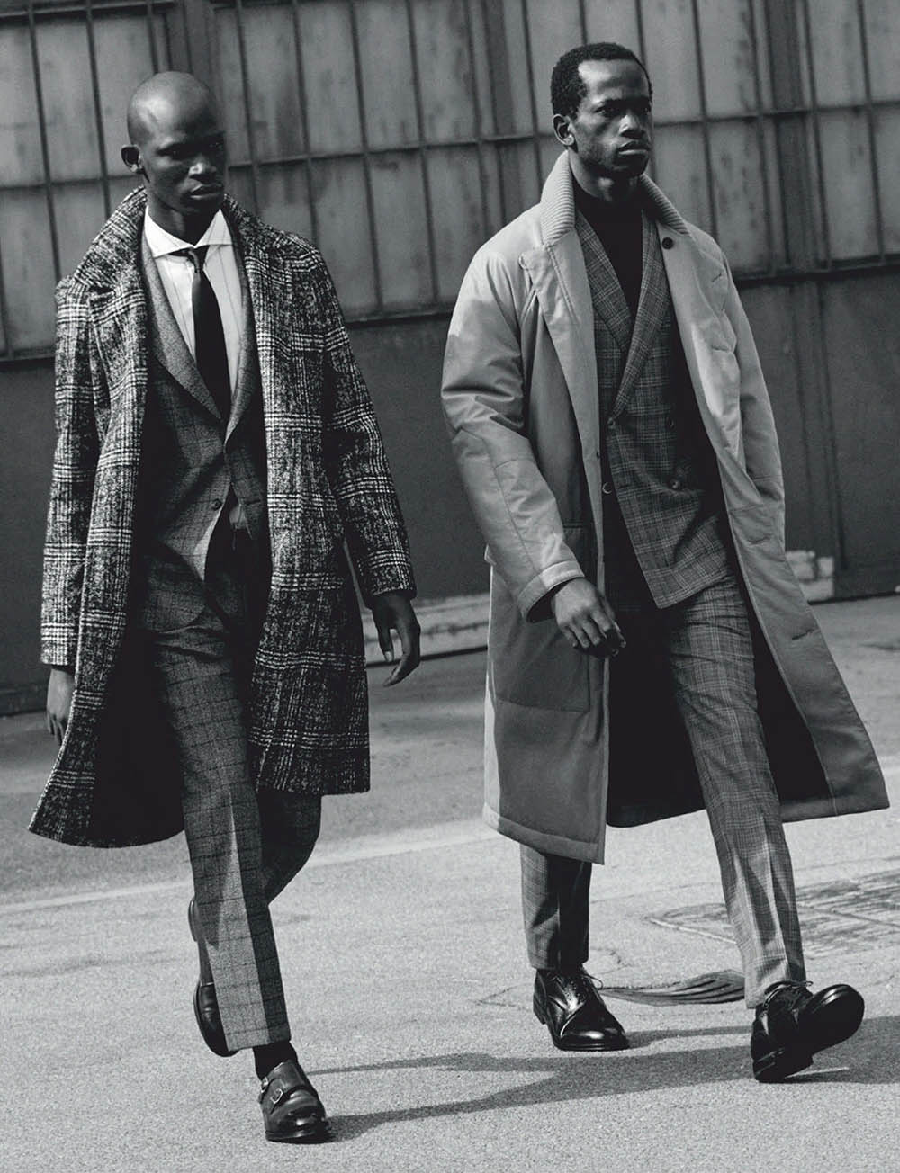 ''Style Notes'' by Simone Battistone for Gentleman Spain December 2020