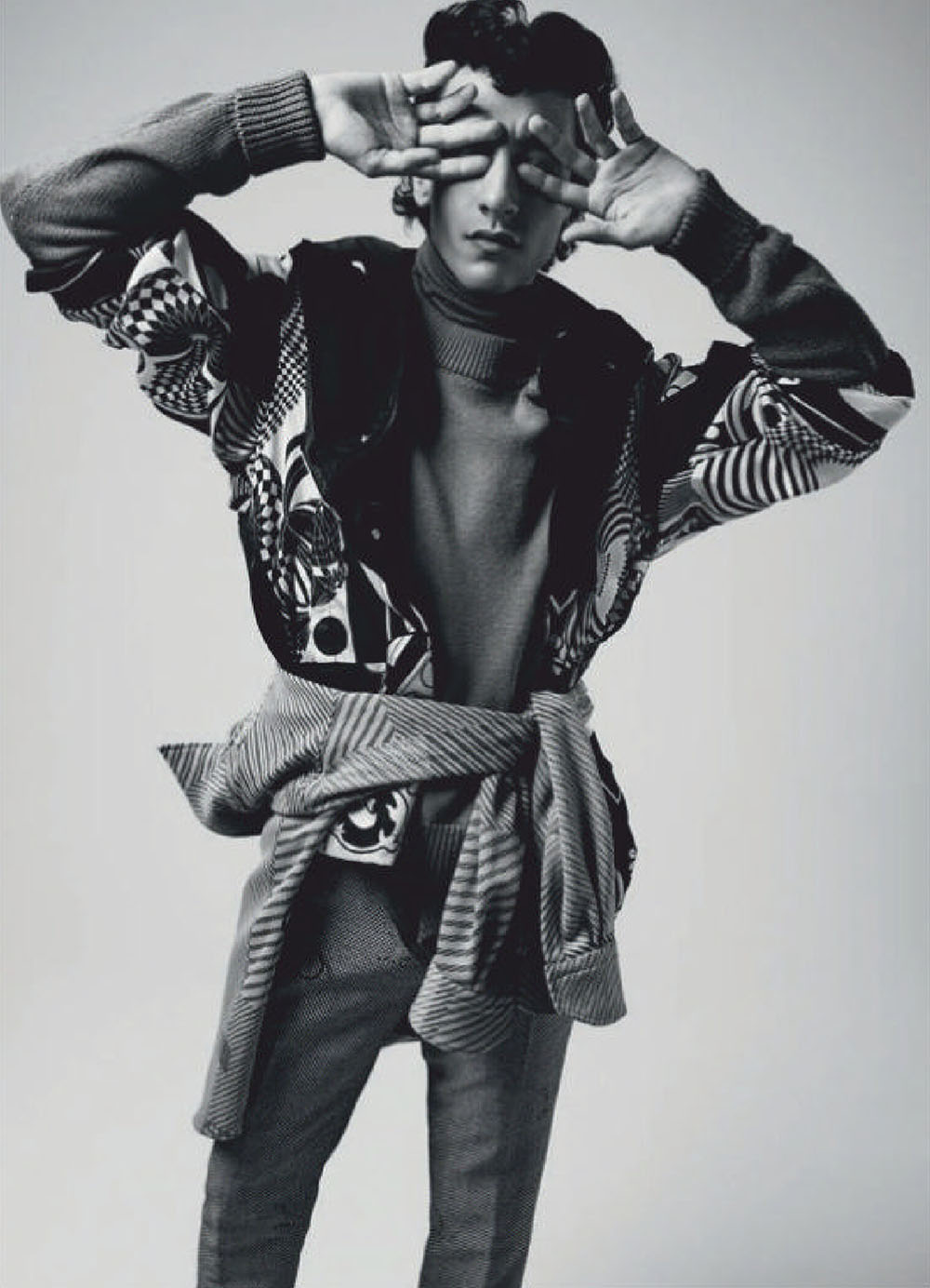 ''The Season'' by Carlos Teixeira for L'Officiel Hommes Italia Issue 25