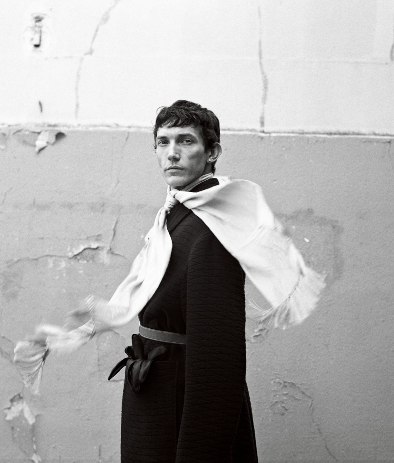 Thilo Muller by Olivier Kervern for WSJ. Magazine November 2020