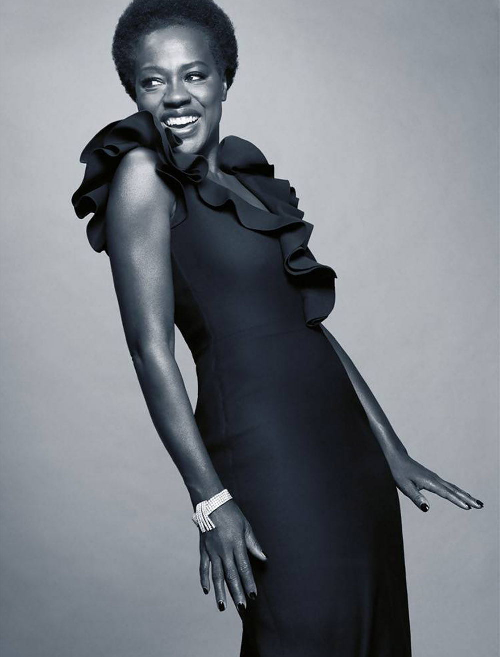 Viola Davis covers Madame Figaro December 11th, 2020 by Jan Welters
