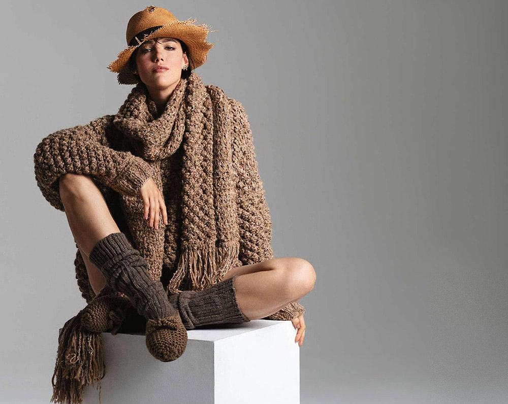 Anya Lyagoshina by Gilles Bensimon for Elle France January 8th, 2021
