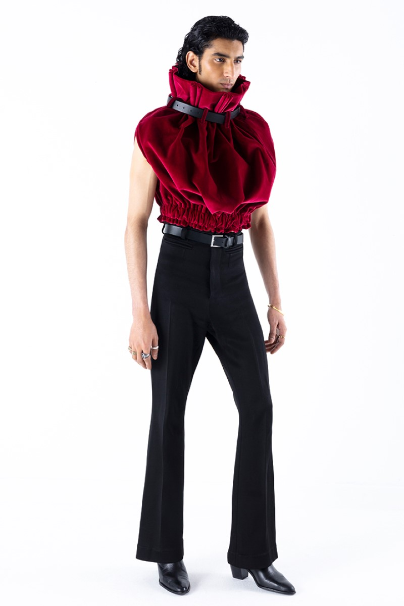 Arturo Obegero Fall Winter 2021 - Paris Fashion Week Men's