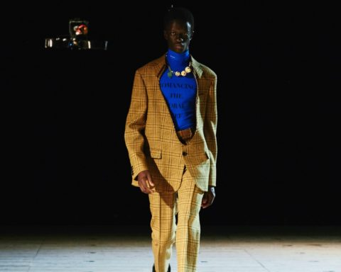 BOTTER Fall Winter 2021 - Paris Fashion Week Men's