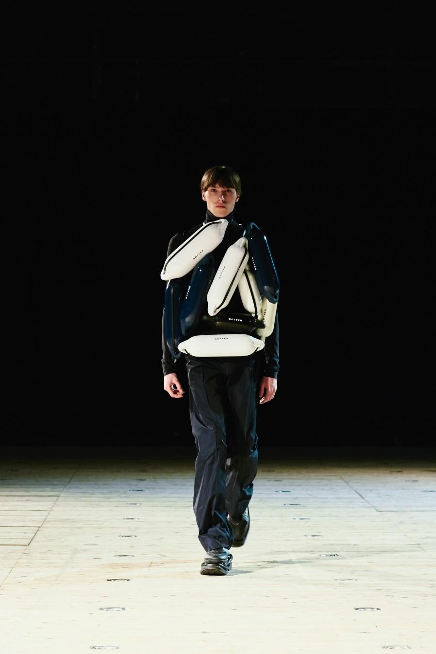 BOTTER Fall Winter 2021 - Paris Fashion Week Men's
