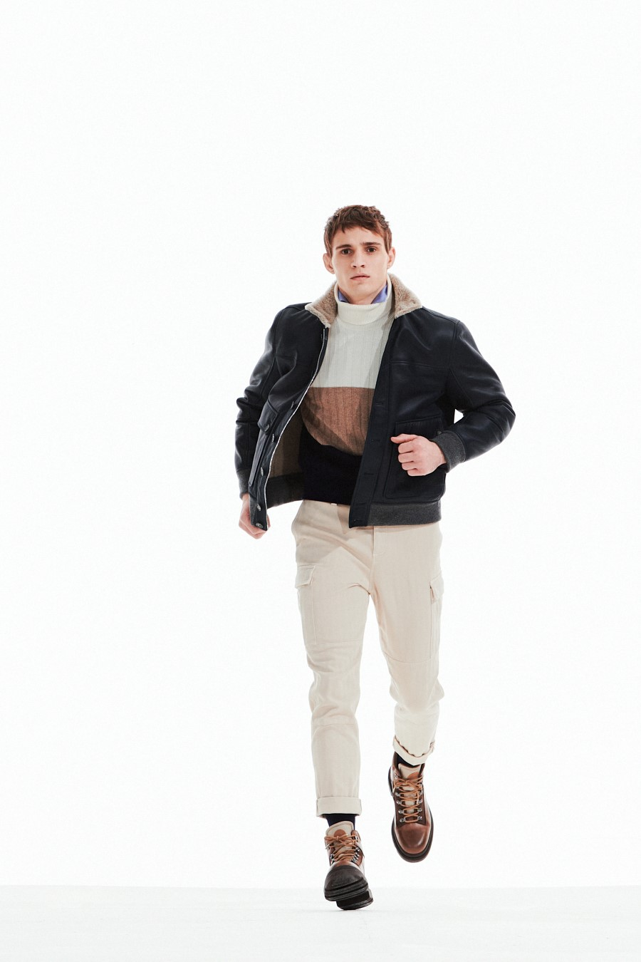 Brunello Cucinelli Fall Winter 2021 – Milan Fashion Week Men's