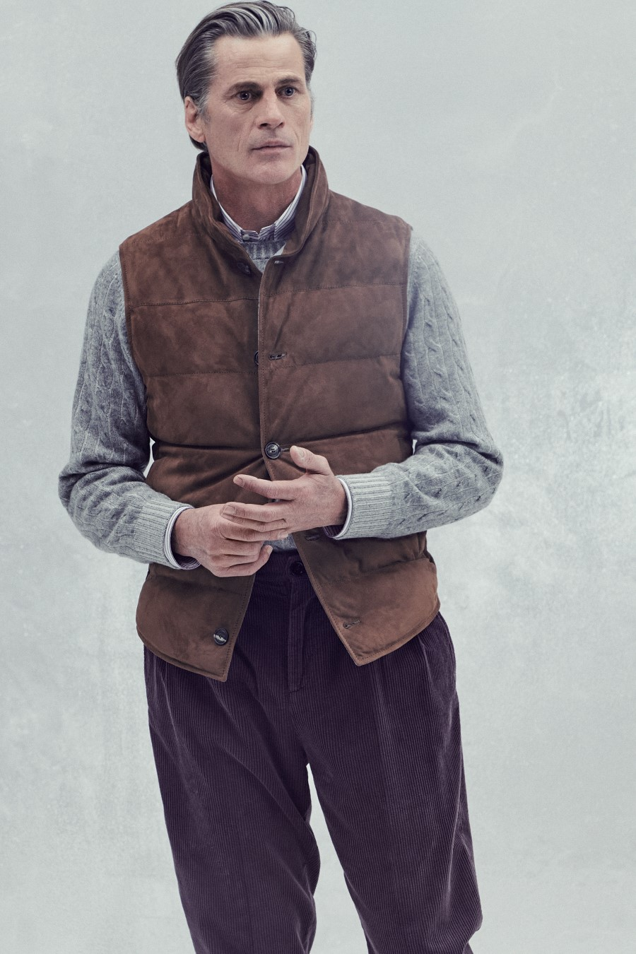 Brunello Cucinelli Fall Winter 2021 – Milan Fashion Week Men's