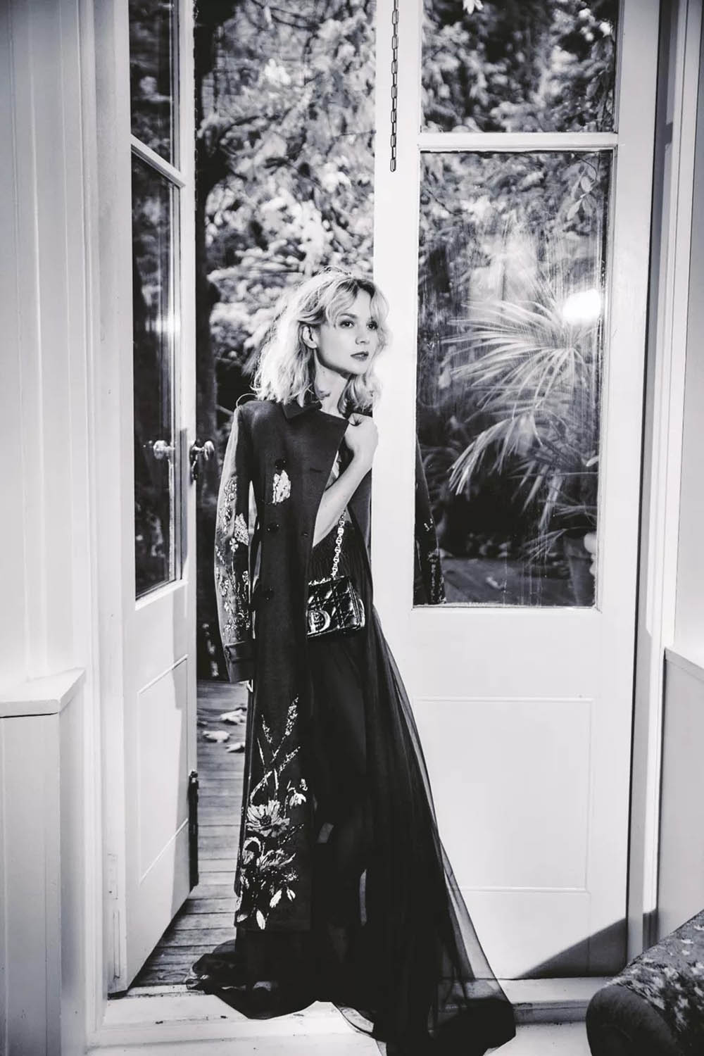 Carey Mulligan covers Madame Figaro January 22nd, 2021 by Esther Haase