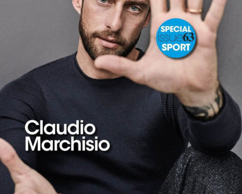 Claudio Marchisio covers Icon Italia Issue 63 by Giampaolo Sgura