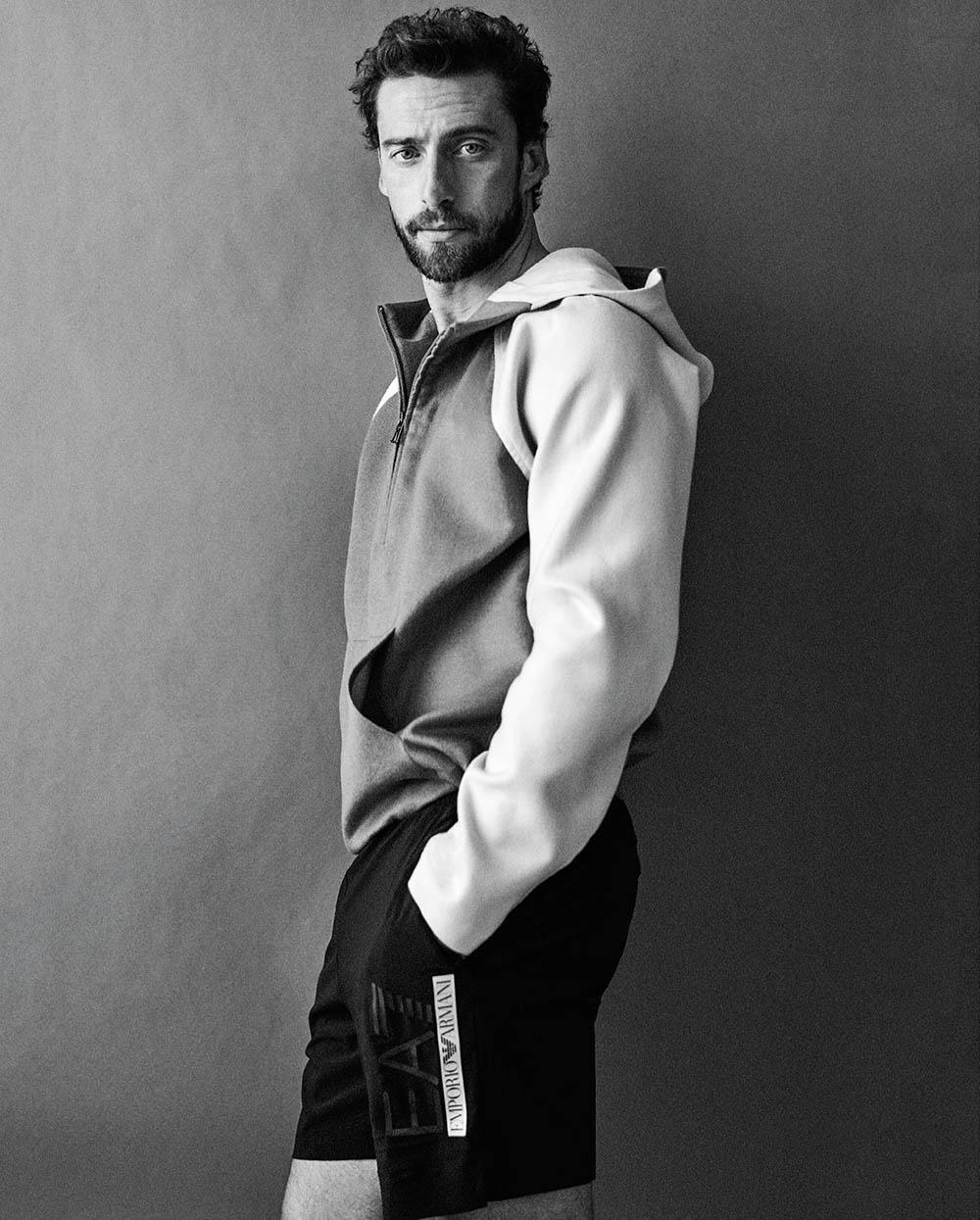 Claudio Marchisio covers Icon Italia Issue 63 by Giampaolo Sgura