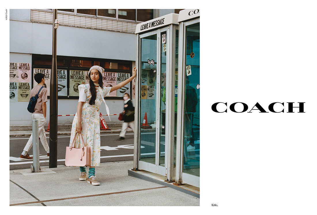 Coach Spring Summer 2021 Campaign