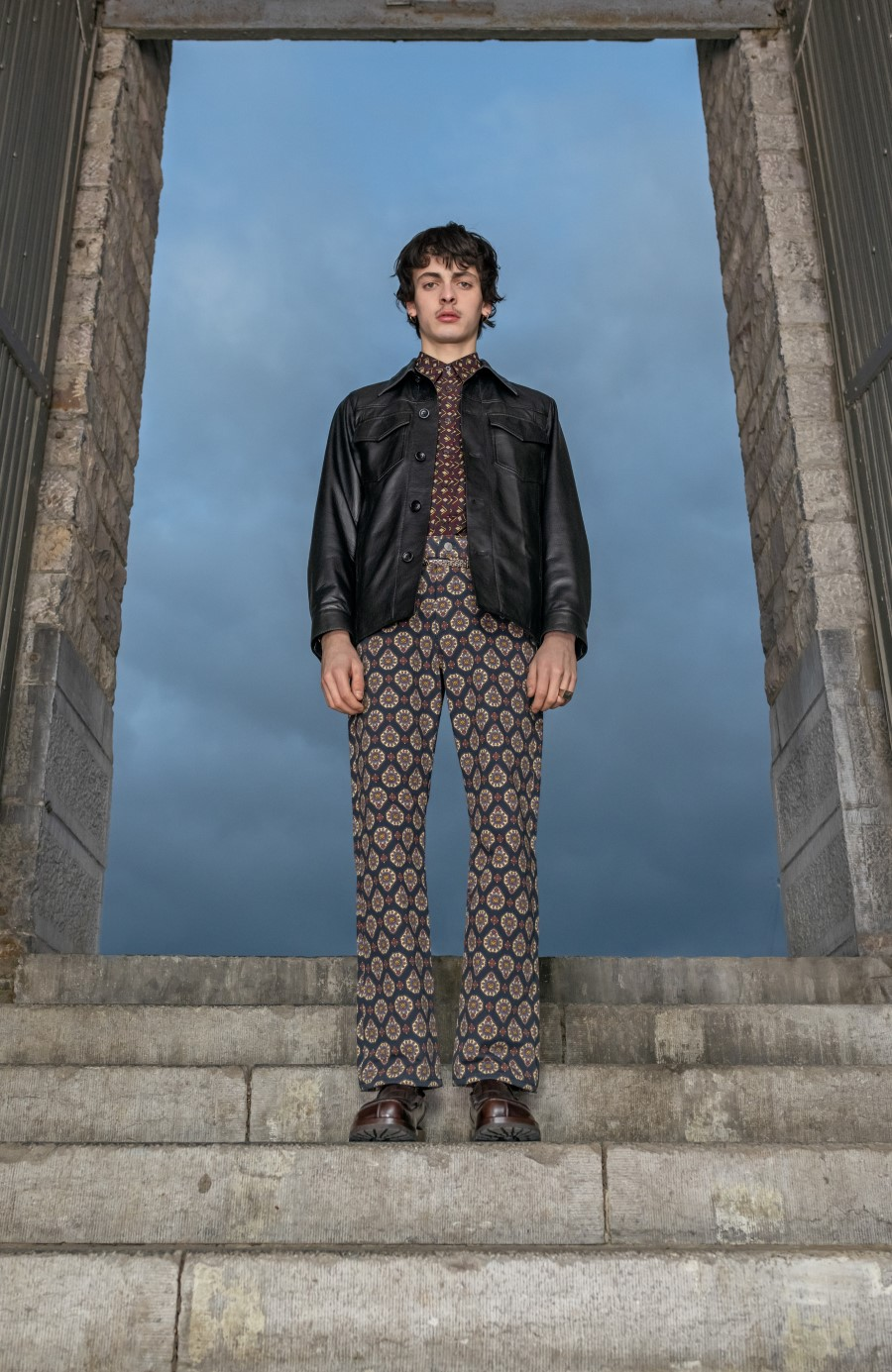 Dries Van Noten Fall Winter 2021 - Paris Fashion Week Men's