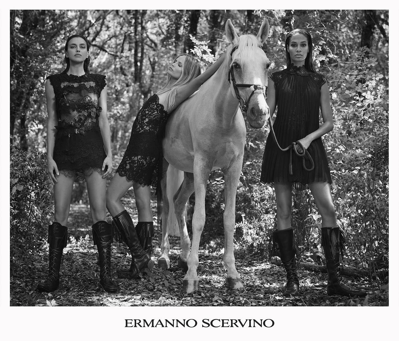 Ermanno Scervino Spring Summer 2021 Campaign
