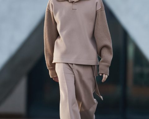 Ermenegildo Zegna Fall Winter 2021 - Milan Fashion Week Men's